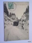 Ferrovia Di Montagna Rocchette-Asiago-Treno Fra La Neve Sull Altiplano - Vicenza