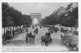 DC 1032 - PARIS - L'Avenue Des Champs-Elysees - LL 352 - Arrondissement: 08