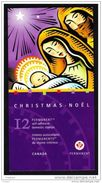 CANADA, 2007,  Bkt # 360, PANE #2240a,   CHRISTMAS   HOPE   MNH - Carnets Complets