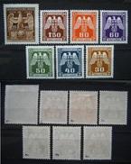 Dt.Reich Böhmen & Mähren Lot 1942 - 1944* Ungebraucht & Geprüft !    (R447) - Ocupación 1938 – 45
