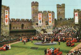 Investiture Of H.R.H. Prince Charles, Prince Of Wales. Caernarvon Castle, 1st July 1969 - Caernarvonshire