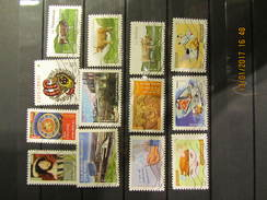 Frankreich  Mix Set Stamps Of France Francia Frankrijk Small Selection Of Fine Used 246 - France