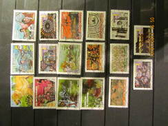 Frankreich  Mix Set Stamps Of France Francia Frankrijk Small Selection Of Fine Used 248 - France