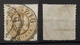 AD Preußen 3 Gr. 1861 Mi.Nr.18 Gestempelt Danzig !     (R450) - Preussen (Prussia)
