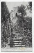 DC 1037 - CARISBROOKE CASTLE - Steps Leading To The Keep - LL 10 - Angleterre