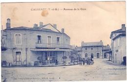 CAUSSADE -  Avenue De La Gare - Caussade