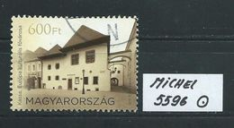 UNGARN MICHEL 5596 Rundgestempelt Siehe Scan - Ungarn