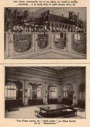 LA SEQUANAISE  -  Calendrier 1920 - Tamaño Pequeño : 1901-20