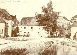 HAMOIS-HUBINne : Le Moulin. Copie Pour Adeps. - Hamois