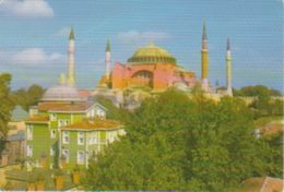 (TQ160) ISTANBUL. STA SOPHIA MUSEUM ... UNUSED - Turchia