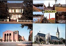 Antwerpen - Petit Lot 4 Cartes (Berchem, Boom,Beerse) - België