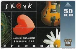 FAROE ISL. - Skeyk(17), Tirage 35000, 12/97, Used - Faroe Islands