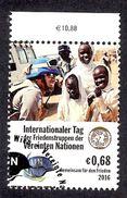 UNITED NATIONS VIENNE 2016  PEACEKEEPER (o) - Wien - Internationales Zentrum