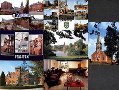 Brabant Flamand - Petit Lot 6 Cartes (Strijtem Dilbeek Asse Bertem Aarschot) - België