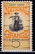 United States, 1967, National Grange, 5c, Sc#1323, MNH - Etats-Unis