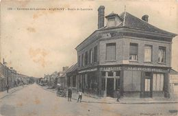 ACQUIGNY - Route De Louviers - Acquigny