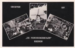 2775105Groeten Uit ''De Panoramamolen'' 1955 - Rhenen