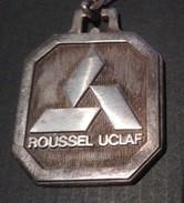 Chaine Roussel Uclaf - Publicité