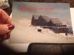 Aime 2000 Ski  - Cartes Postales