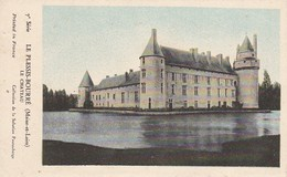 CPA Le Plessis-Bourré - Le Château (31875) - Angers