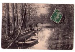 D124 - Montgeron-Crosnes -  S&O - Bords De L'Yerres - N° 711 - M.Mulard édit. à Yerres - Montgeron