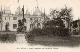 TONKIN -  Hanoï - Exposition 1903 - Pavillon De L'Algérie - Viêt-Nam