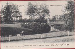 Kapellen Cappellen Villa Des Hirondelles Zicht Op Den Vijver Hoelen 1260 (In Zeer Goede Staat) 1905 - Kapellen