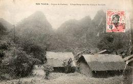 TONKIN - Région De Coabang - Village Nong Entre Soc Giang Et Tra Linh - Viêt-Nam