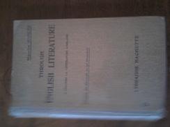 THROUGH ENGLISH LITERATURE - MAURICE RANCES - Classes De Seconde Et De Première - Books, Magazines, Comics