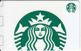 CANADA - Starbucks Logo, Starbucks Card, CN : 6128, Unused - Gift Cards