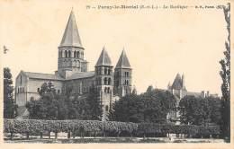71 - PARAY-le-MONIAL - La Basilique - Paray Le Monial