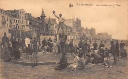 BLANKENBERGHE - Jeux D'enfants Sur La Plage. - Blankenberge
