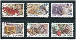 NOUVELLE-ZELANDE - 1999 - YT 1690/1695 - NEUFS** MNH - Série Complète 6 Valeurs - Nostalgie - Unused Stamps