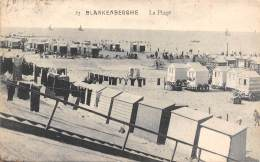 BLANKENBERGHE - La Plage - Blankenberge