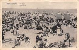 BLANKENBERGHE - La Plage - Het Strand. - Blankenberge