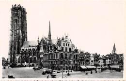 MALINES - Cathédrale St.-Rombaut. - Mechelen