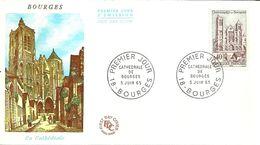 "189 "" BOURGES - LA CATHEDRALE "" - 1960-1969"