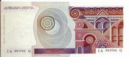 ITALY P. 108c 100000 L 1982 AUNC - [ 2] 1946-… : Républic