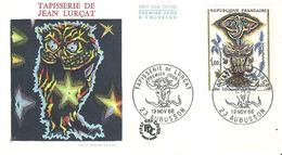 """196 """" TAPISSERIE DE JEAN LURCAT"""" - 1960-1969"""