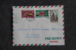 Lettre De MADAGASCAR ( TAMATAVE ) Vers SP 69.092 - Madagascar (1960-...)