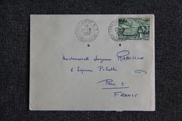 Lettre De MADAGASCAR ( TANANARIVE ) Vers FRANCE - Madagascar (1889-1960)