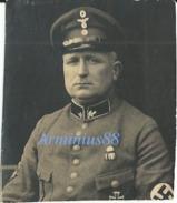 NSDAP - Stahlhelm, Bund Der Frontsoldaten - Mitgliedsabzeichen - Kleine Bandspange - Eisernes Kreuz 1. - Oberführer - Guerra, Militari
