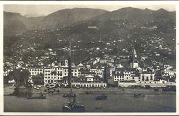 PORTUGAL - TARJETA POSTAL CIRCULADA , MADEIRA , FUNCHAL - Madeira