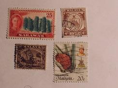 MALAISIE  1950-63  Lot # 34 - Malaysia (1964-...)