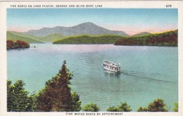 New York Lake Placid The Doris On Lake Placid George and Bliss B