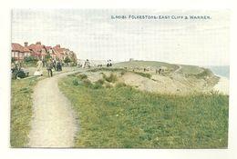FOLKESTONE EAST CLIFF & WARREN ANGLETERRE ROYAUME UNI CELESQUE SERIES - Folkestone