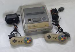 Japanese Super Famicom HVC-001 ( Used ) - Spelconsoles