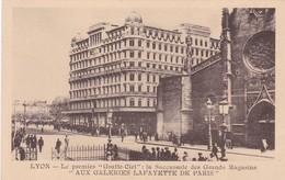 Lyon. Gratte-ciel. Succursale Des Galeries Lafayette. - Lyon