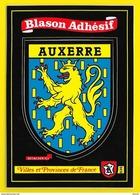 AUXERRE Rare Blason Adhésif (Kroma N° 535) Yonne (89) - Auxerre