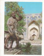 BUCHARA, MONUMENT TO NASREDDIN       1983 - Uzbekistan